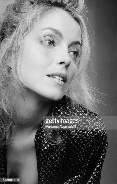 British actress Greta Scacchi