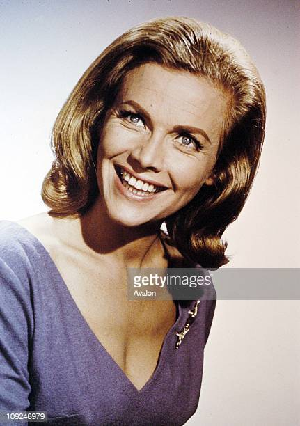 British Actress Honor Blackman