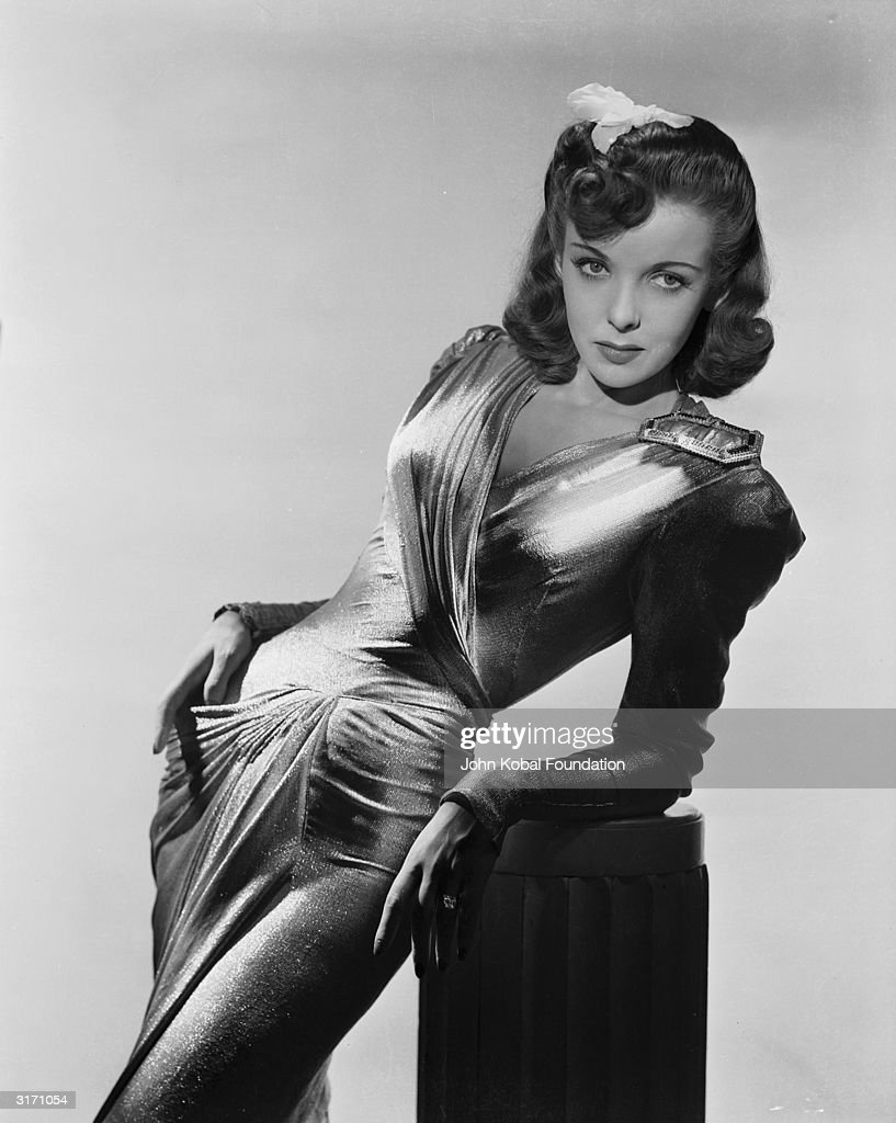 British actress Ida Lupino (1918 - 1995) as Lana Carlsen in 'They Drive By Night', directed by Raoul Walsh.