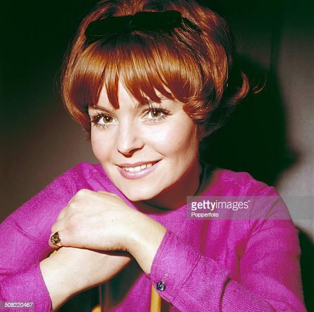 British actress Isla Blair in 1966.