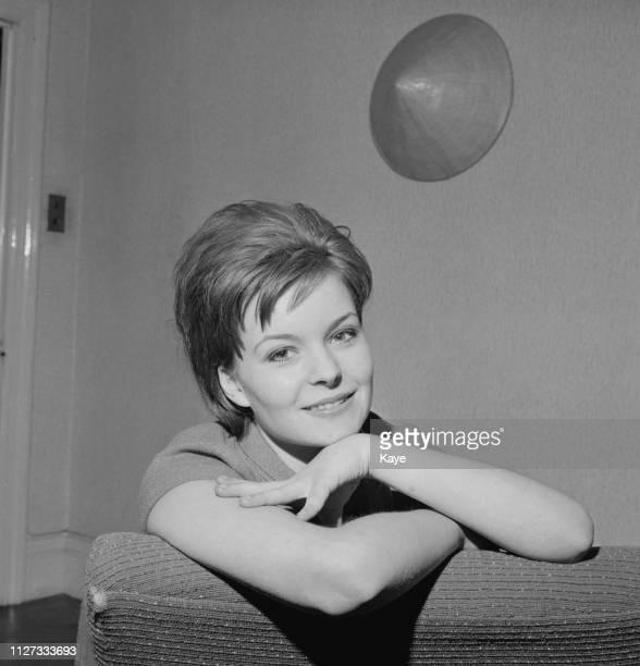 British actress Isla Blair, UK, 22nd August 1963.