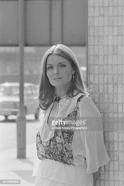 British actress Isla Blair, who appears in the Thames television drama series The Crezz, pictured in London on 28th July 1976.
