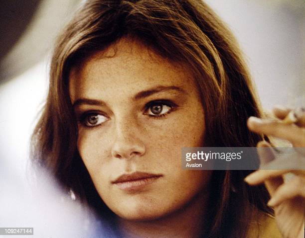 British Actress Jacqueline Bisset.