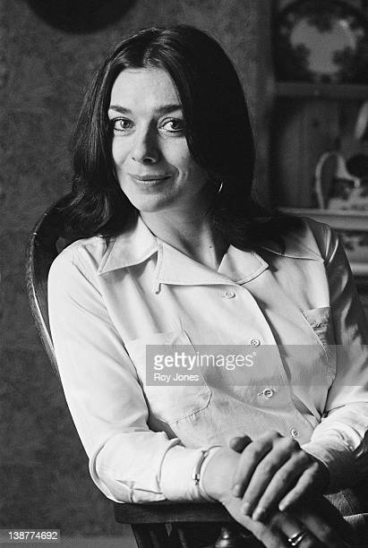 British actress Jacqueline Pearce 10th October 1975