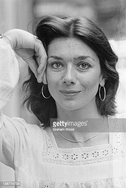 British actress Jacqueline Pearce 30th July 1975
