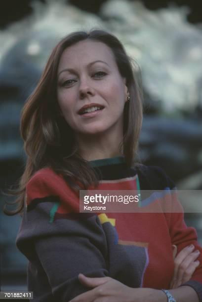 British actress Jenny Agutter in London circa 1985