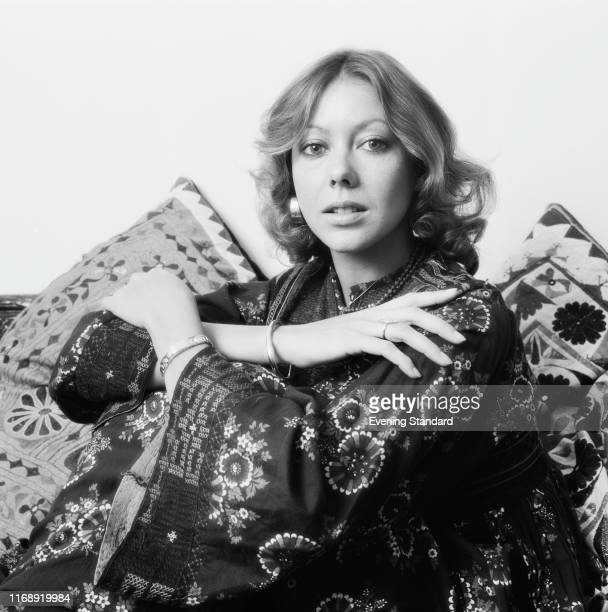 British actress Jenny Agutter UK 17th September 1976