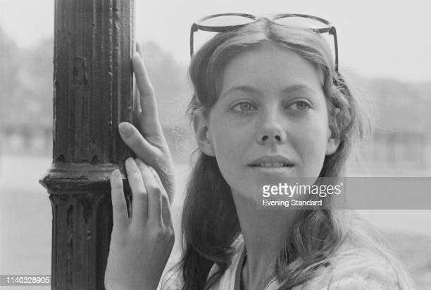 British actress Jenny Agutter UK 5th September 1969