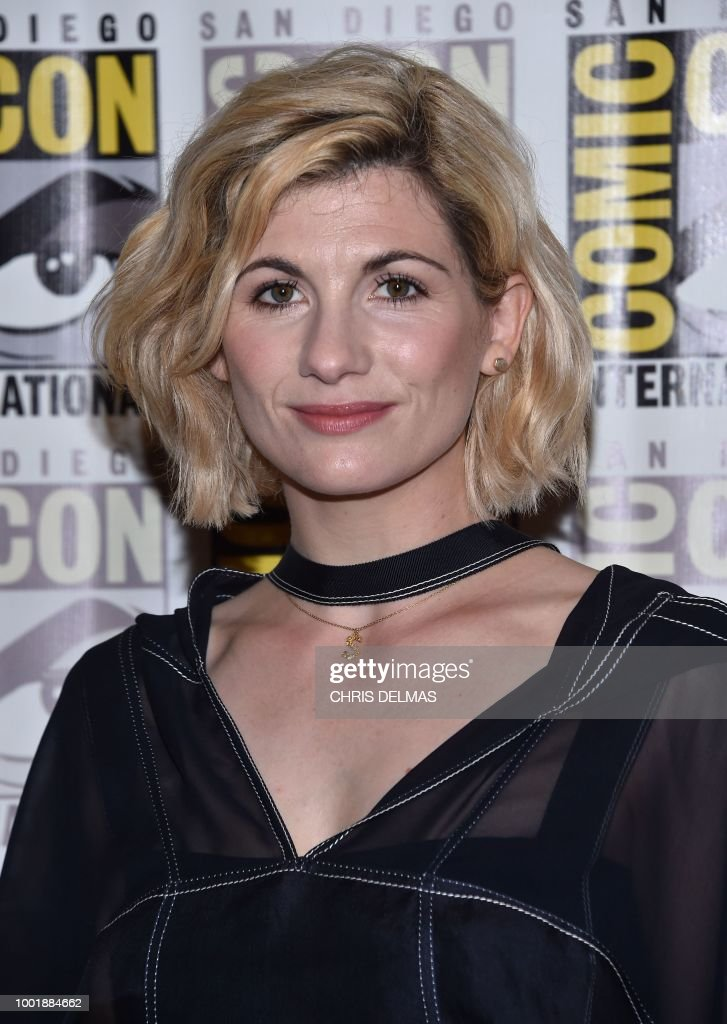 "BBC America's ""Doctor Who"" At Comic-Con International: San Diego 2018"