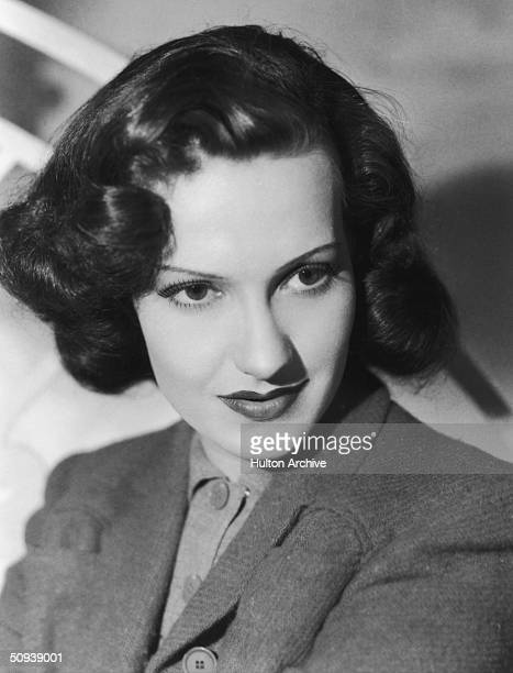 British actress Judy Campbell circa 1940