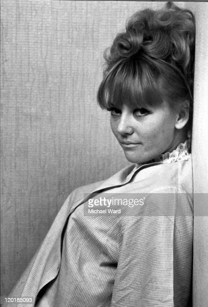 British actress Julia Foster 1964