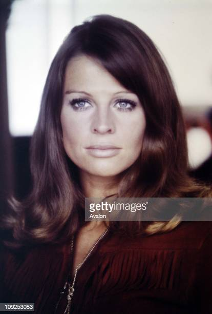British Actress Julie Christie