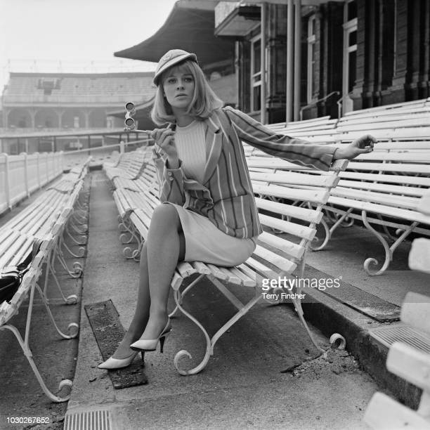 British actress Julie Christie UK 29th September 1964