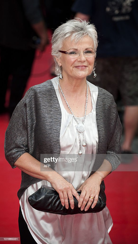 British actress Julie Walters arrives at The Philips British Academy Television Awards held at The Palladium on June 6, 2010 in London, England.