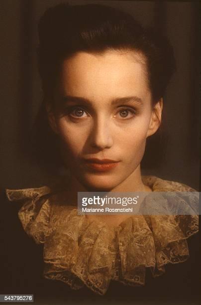 British actress Kristin Scott Thomas.