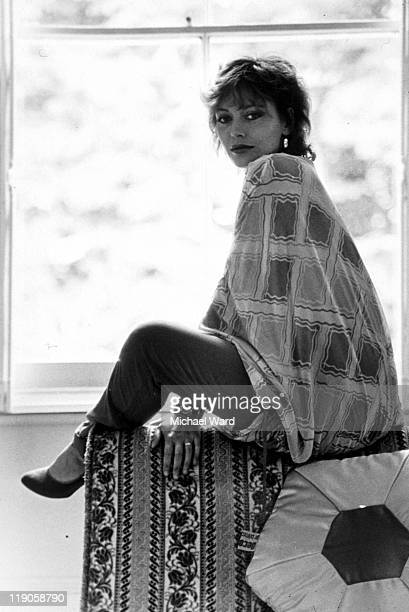 British actress Lesley Anne Down, 1965.