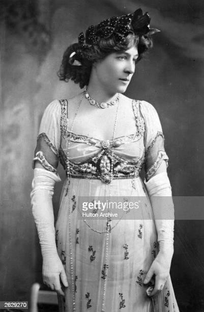 British actress Lillie Langtry Original Publication People Disc HU0202