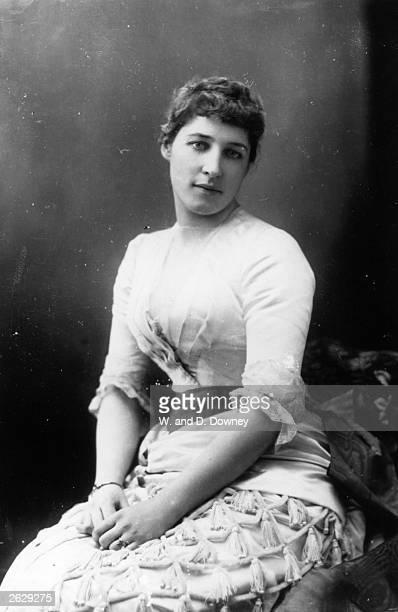 British actress Lillie Langtry Original Publication People Disc HU0204