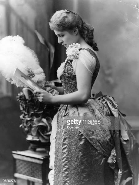 British actress Lillie Langtry Original Publication People Disc HU0206