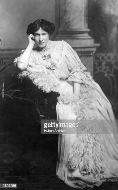 British actress Lillie Langtry Original Publication People Disc HU0199