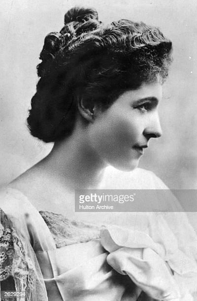British actress Lillie Langtry Original Publication People Disc HU0198