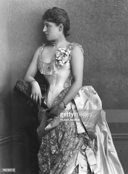 British actress Lillie Langtry Original Publication People Disc HF0622