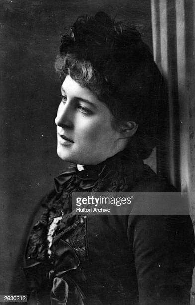 British actress Lillie Langtry