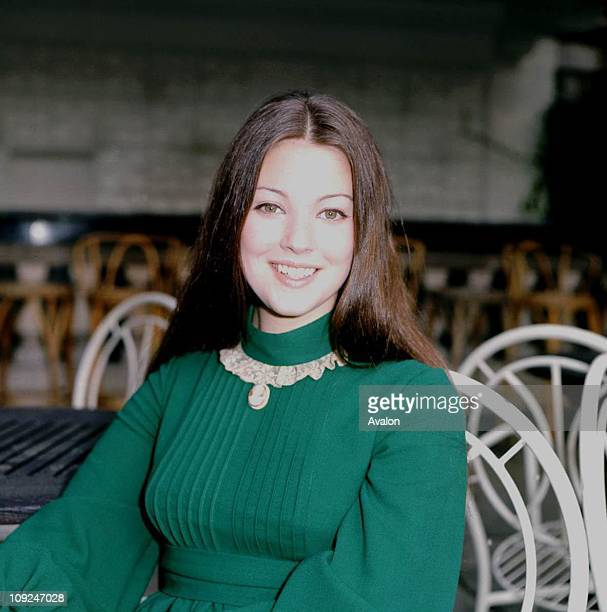 British Actress Lynne Frederick