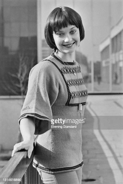 British actress Nicola Pagett , UK, 21st February 1974.