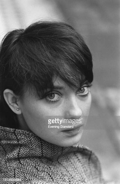 British actress Nicola Pagett , UK, 28th December 1973.