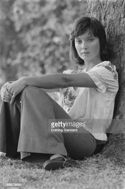 British actress Nicola Pagett, UK, July 1971.