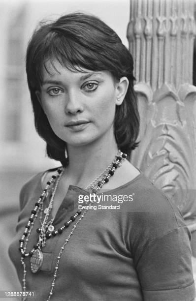 British actress Nicola Pagett, UK, November 1971.