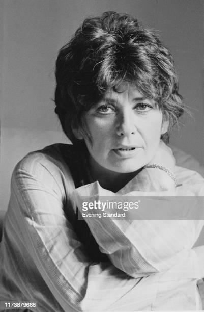 British actress Norma Crane UK 31st July 1970