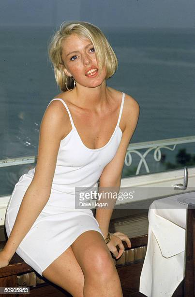 Patsy Kensit Stock Photos And Pictures Getty Images