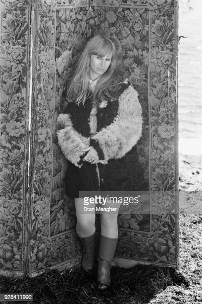British actress Rita Tushingham on the set of comedy film 'The Bed Sitting Room' UK 1st July 1968