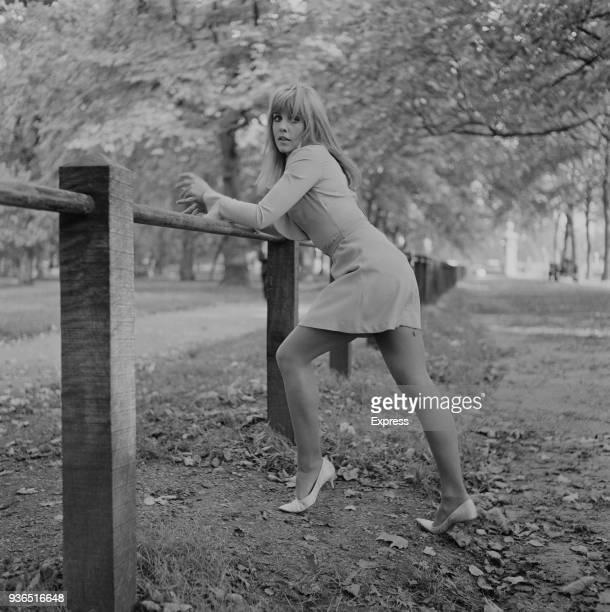 British actress Sarah Atkinson UK 16th October 1968