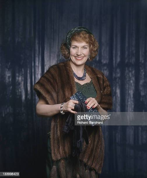 British actress Susan Fleetwood as she appears in the film 'The Krays' 1990