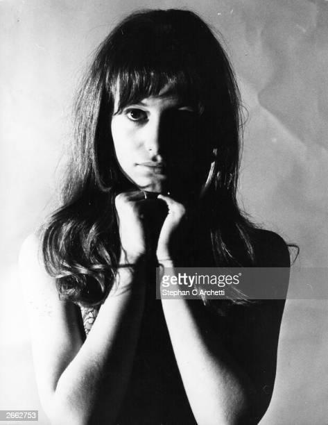 British actress Susan George. Original Publication: People Disc - HD0144