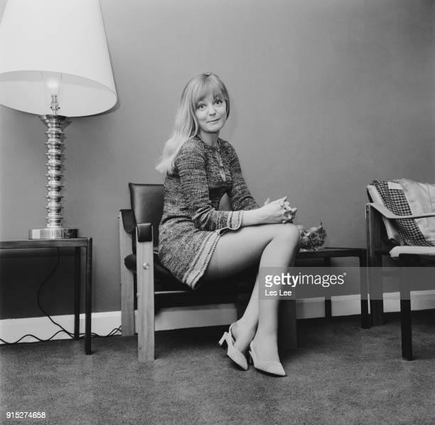 British actress Susan Hanson UK 13th February 1968