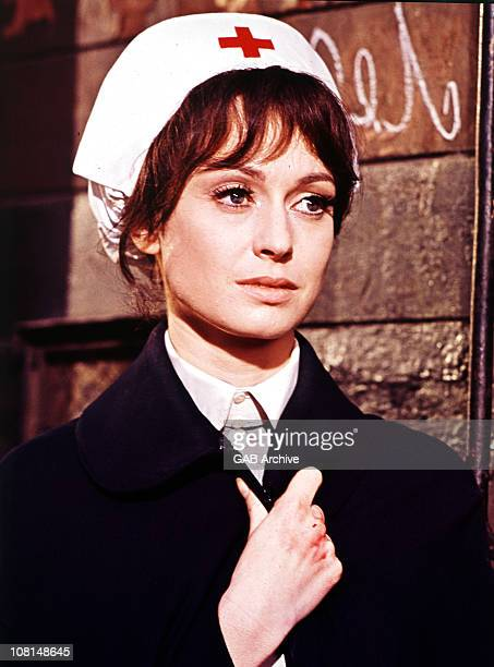 British actress Suzy Kendall in the title role of 'Fraülein Doktor' directed by Alberto Lattuada 1969