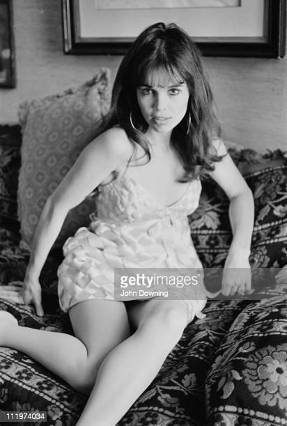 British actress Viviane Ventura 18th July 1969