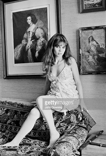 British actress Viviane Ventura 18th July 1969