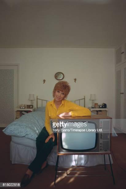 British actress Wendy Craig 1970