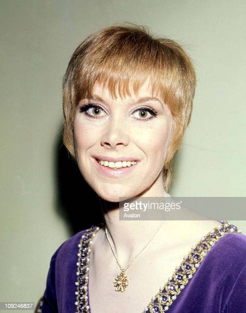 British Actress Wendy Craig