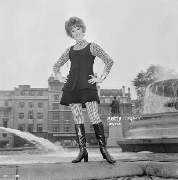 British actress Wendy Craig UK 24th October 1968
