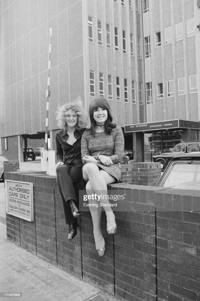 Beryl And Sandra : News Photo