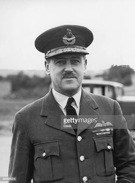 British Air Chief Marshal Sir Trafford LeighMallory 14th August 1941