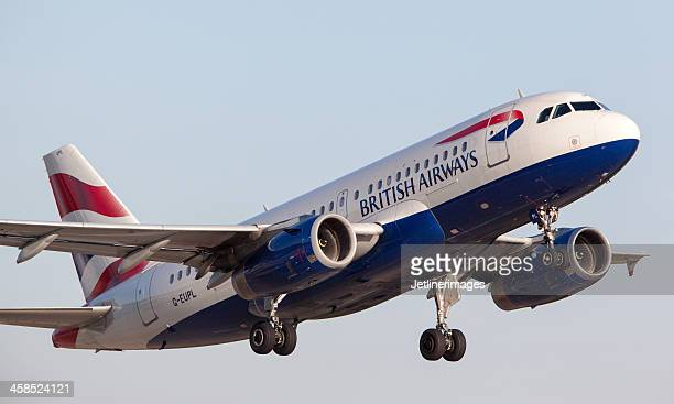 A British Airways Airbus A319