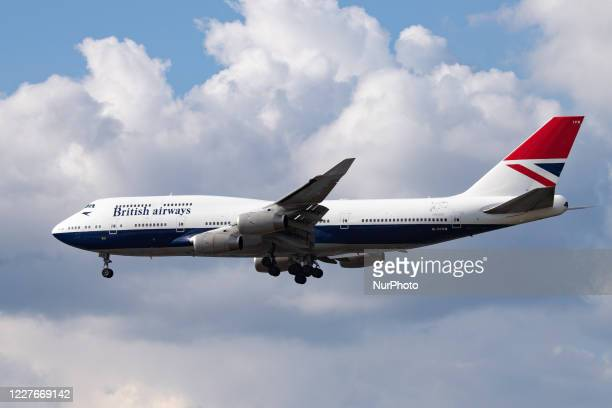 British Airways announced on July 17, 2020 that will retire immediately the iconic Boeing 747 jumbo jets fleet as an impact of the Covid-19...