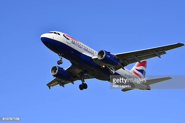 British Airways, Embraer 170, U.K.